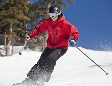 Skiing and snowboard injuries